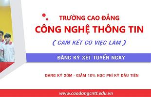 Cao đẳng CNTT Chuyên nghiệp – Tuyển sinh 2019