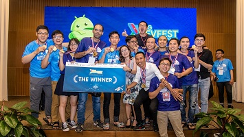 Ngày hội lập trình viên DevFest 2019 đã quay trở lại! Bạn đã sẵn sàng tham gia?